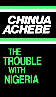 trouble with Nigeria book